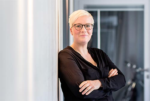 Katrin Arens - Vita
